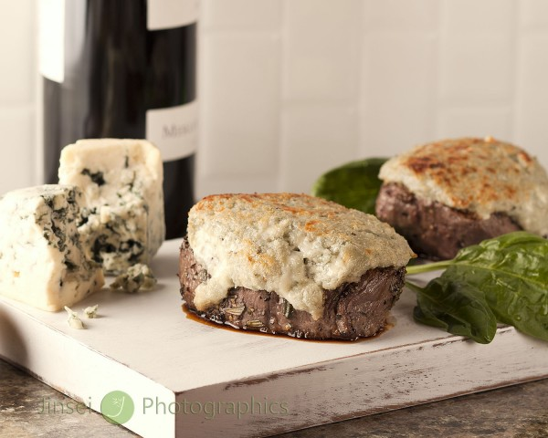 blue cheese tenderloin